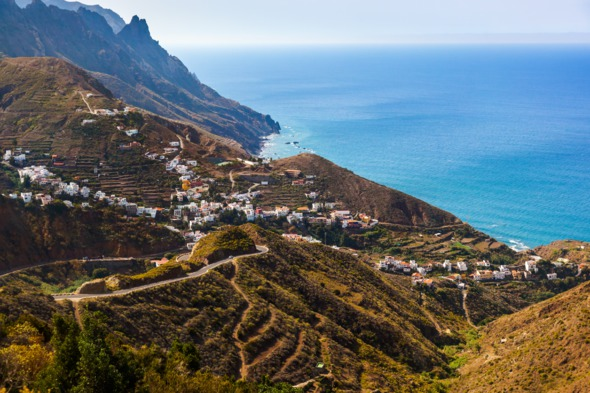 Canary Islands cruises - Taganana village, Tenerife