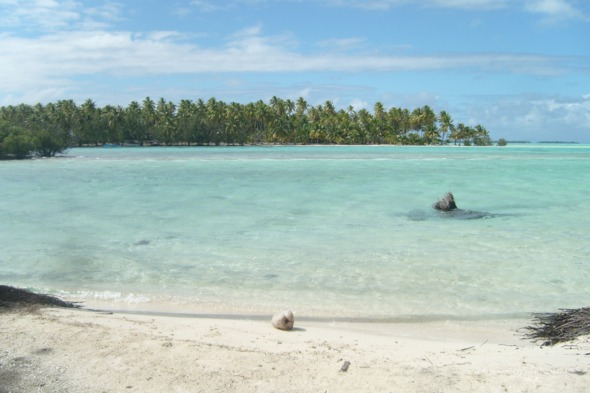 Paul Gauguin Cruises - Beach in French Polynesia