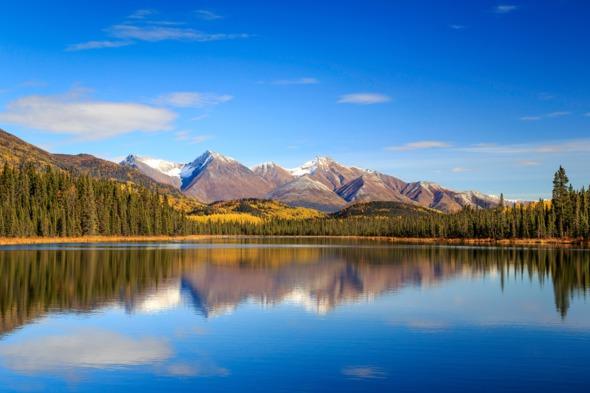 Wrangell St Elias National Park, Alaska