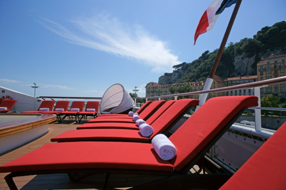 Ponant, one of the top European cruise lines