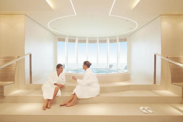 Hapag-Lloyd Cruises - Europa 2 spa whirlpool