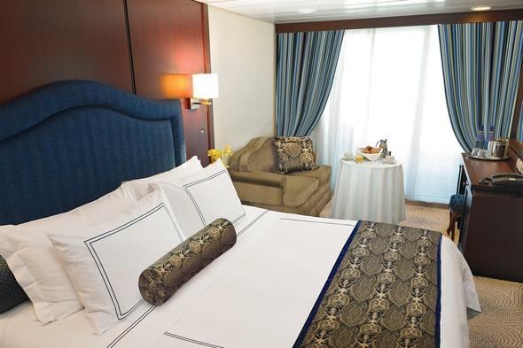 Oceania Cruises - Insignia Veranda Stateroom