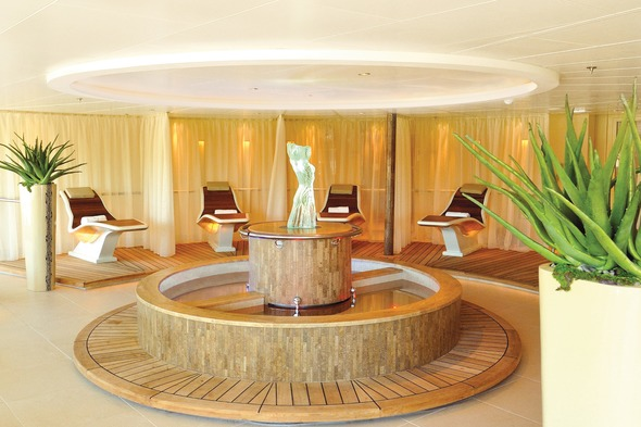 Spa on Seabourn Sojourn