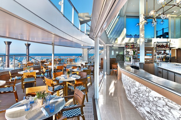 Viking Ocean Cruises - Aquavit Terrace