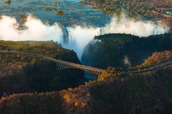Chobe river cruises - Victoria Falls
