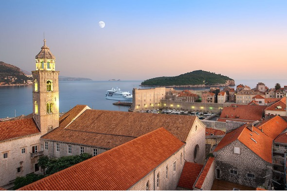 Crystal Esprit in Dubrovnik - Read our Adriatic cruise review