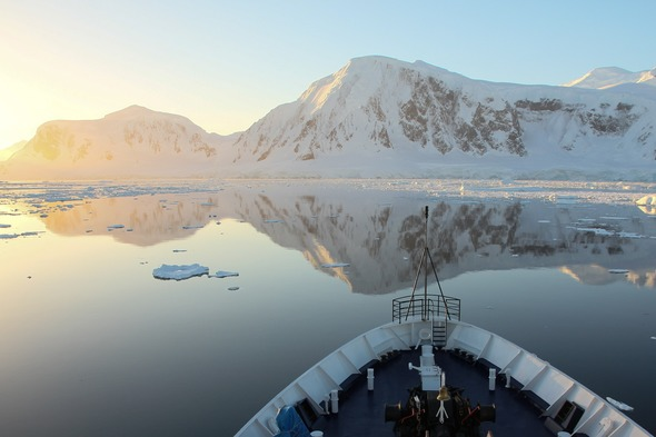 Antarctica cruise with Quark Expeditions