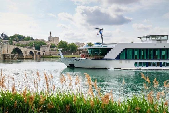 AmaCello on a Rhône river cruise