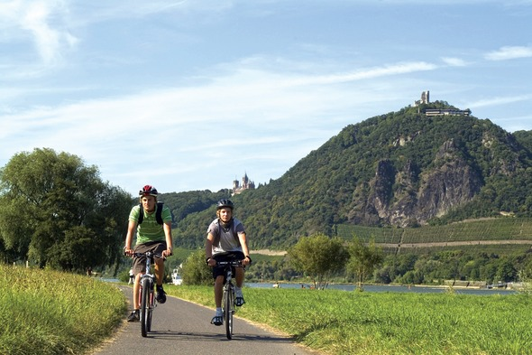 Tauck River Cruising - Cycling near Niederrhein
