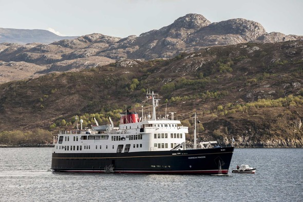 Hebridean Princess - Scotland cruise review