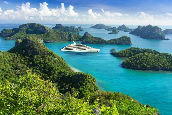 Crystal Yacht Expedition Cruises - Crystal Endeavor