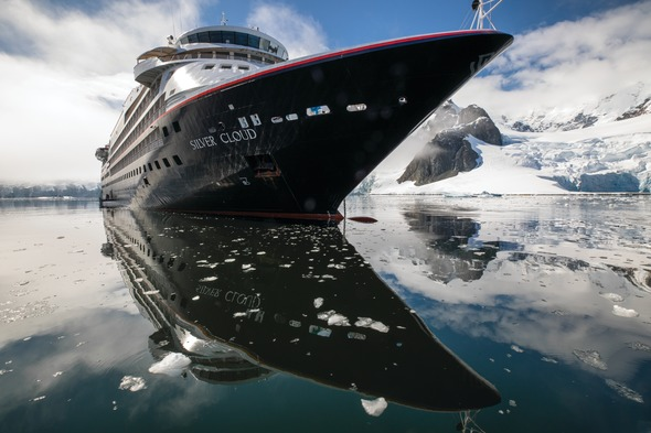 Silver Cloud - Silversea Expeditions