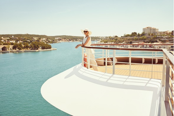 Cruise on board Seabourn Encore