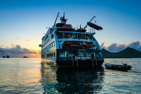 Lindblad's National Geographic Endeavour II - not as expensive as you might think