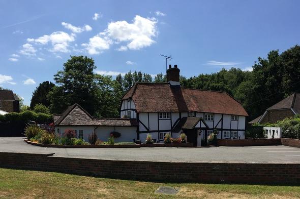 Stovell's restaurant in Chobham, Surrey