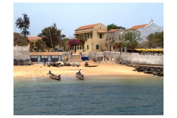 Ile de Gorée, Senegal