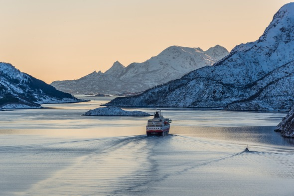 Hurtigruten - Norwegian Coastal Voyage