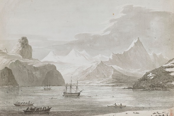 James Cook: The Voyages exhibition at the British Library
