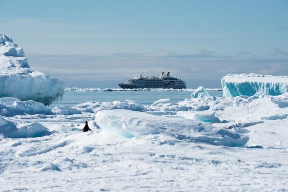 Ponant Antarctica cruise