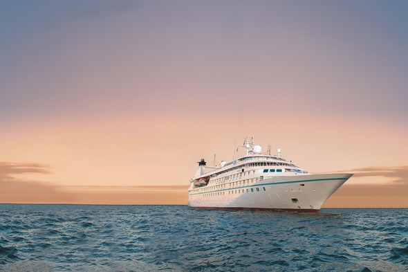 Windstar Cruises - Star Pride review