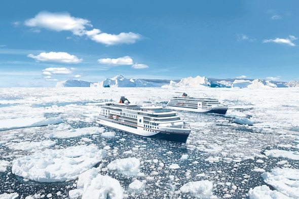Hapag-Lloyd Cruises - Hanseatic Nature & Inspiration