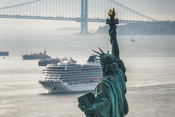 Viking Star in New York