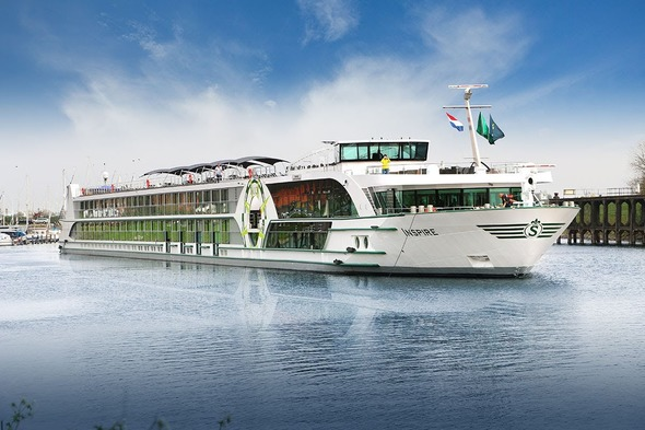 Tauck River Cruising - MS Inspire review