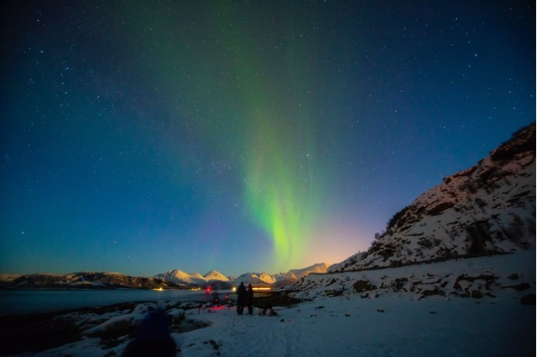 Northern Lights - Tromso, Norway
