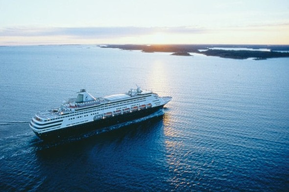 Holland America Line - MS Maasdam