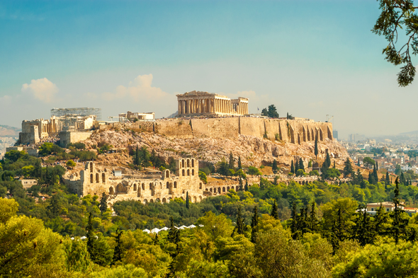 9 of the best small ships for the Adriatic & Croatia - Acropolis, Athens