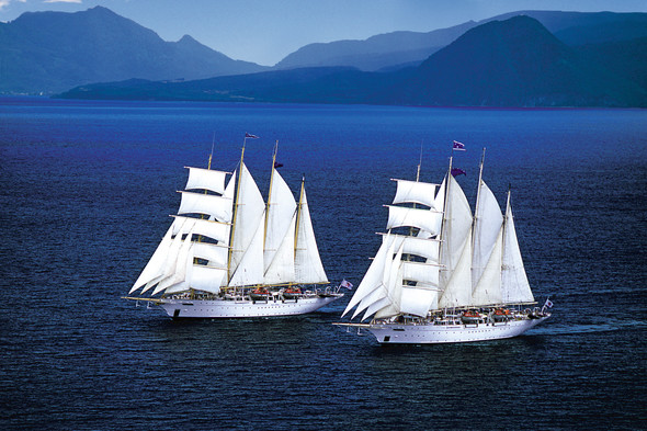 9 of the best small ships for the Adriatic & Croatia - Star Clippers
