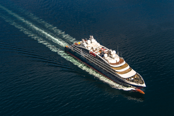 Ponant - Le Laperouse review