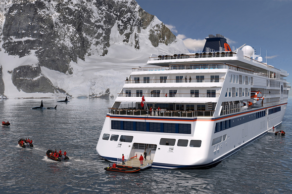 Hapag-Lloyd - New expedition ships