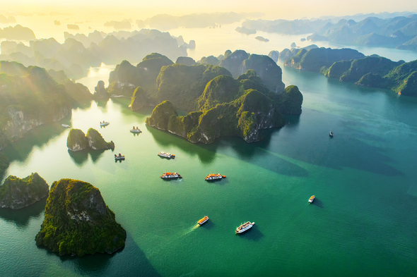 Vietnam & Cambodia cruises - Ha Long Bay