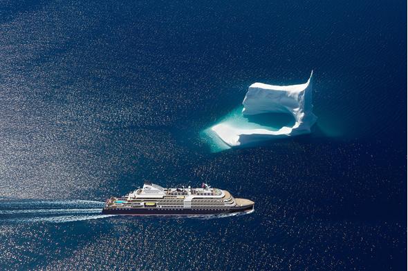 SeaDream Innovation in the polar regions