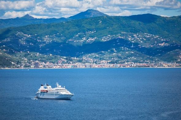 Windstar's Star Legend on a short break cruise
