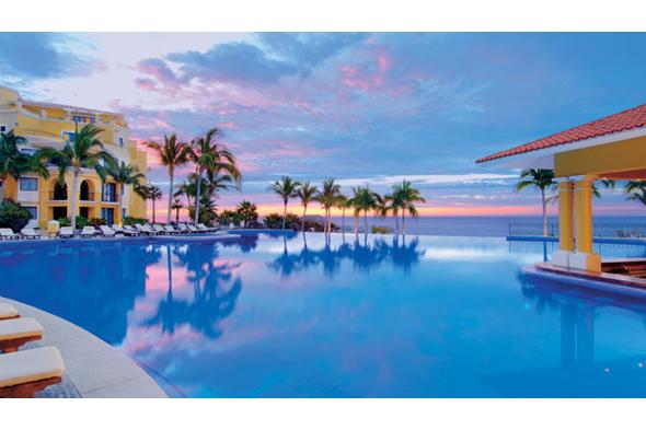 Pool at Dreams Los Cabos Suites Golf Resort & Spa, Mexico