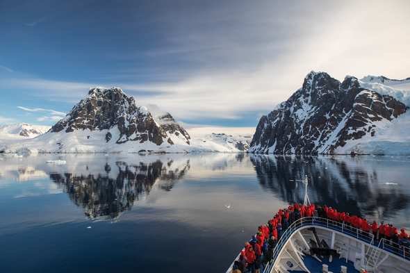 Adventure cruise to Antarctica on Silversea Expeditions