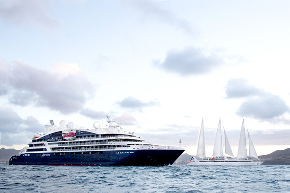 Ponant - Le Champlain review