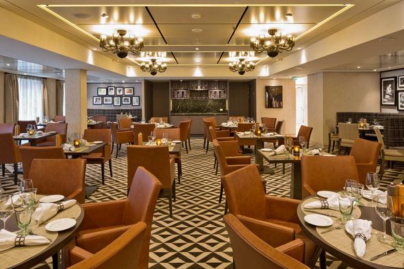 Viking Sun - Manfredi's restaurant