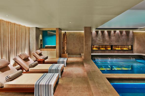 Viking Ocean Cruises - Spa pools