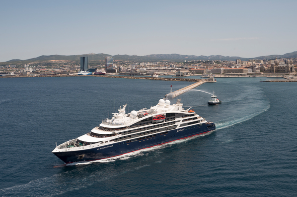 Ponant - Le Bougainville review