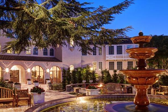 The Fairmont Sonoma Mission Inn & Spa, California