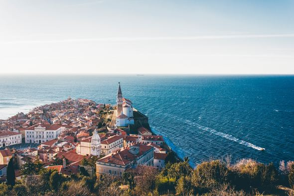 Croatia & Adriatic cruises - Piran, Slovenia