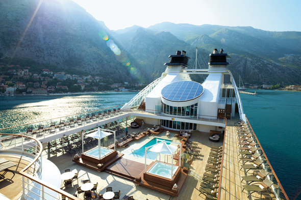 Seabourn Odyssey review - Cruising the Mediterranean