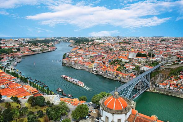 AmaVida Douro river cruise
