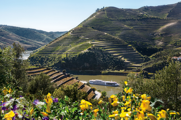 Douro river cruises - Uniworld Queen Isabel