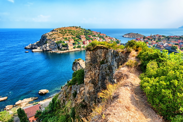 Black Sea cruises - Turkish coast