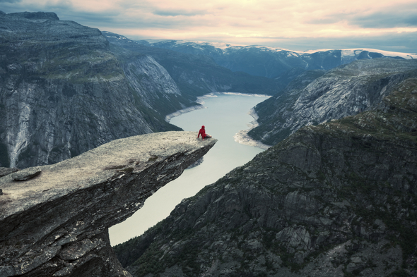 Norwegian Fjords & North Cape expedition cruises - Trolltunga