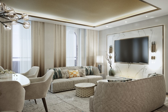 Crystal Endeavor - Owners Suite
